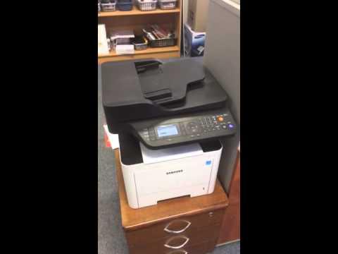 Tiskarna samsung SL M3875FD