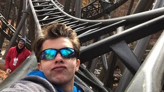 We're On Time Traveler! Literally! Coaster Vlog #173