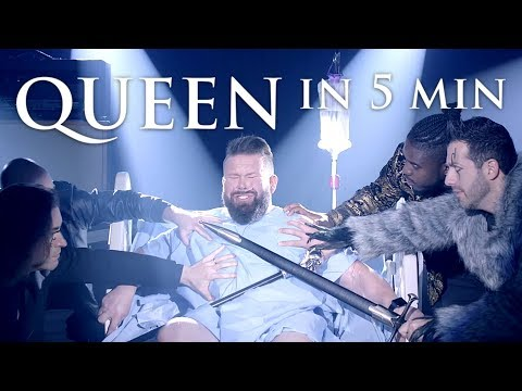 QUEEN IN 5 MIN | VoicePlay A Cappella Cover