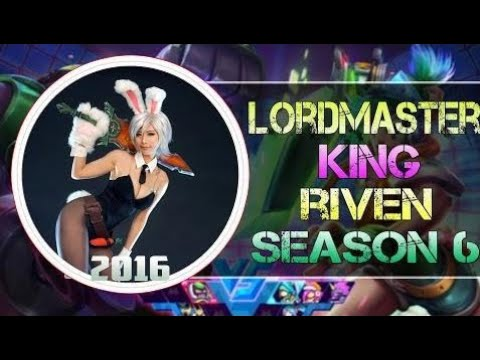 Lord Master King Montage | Master Of Riven - The Riven King Return (League Of Legends)
