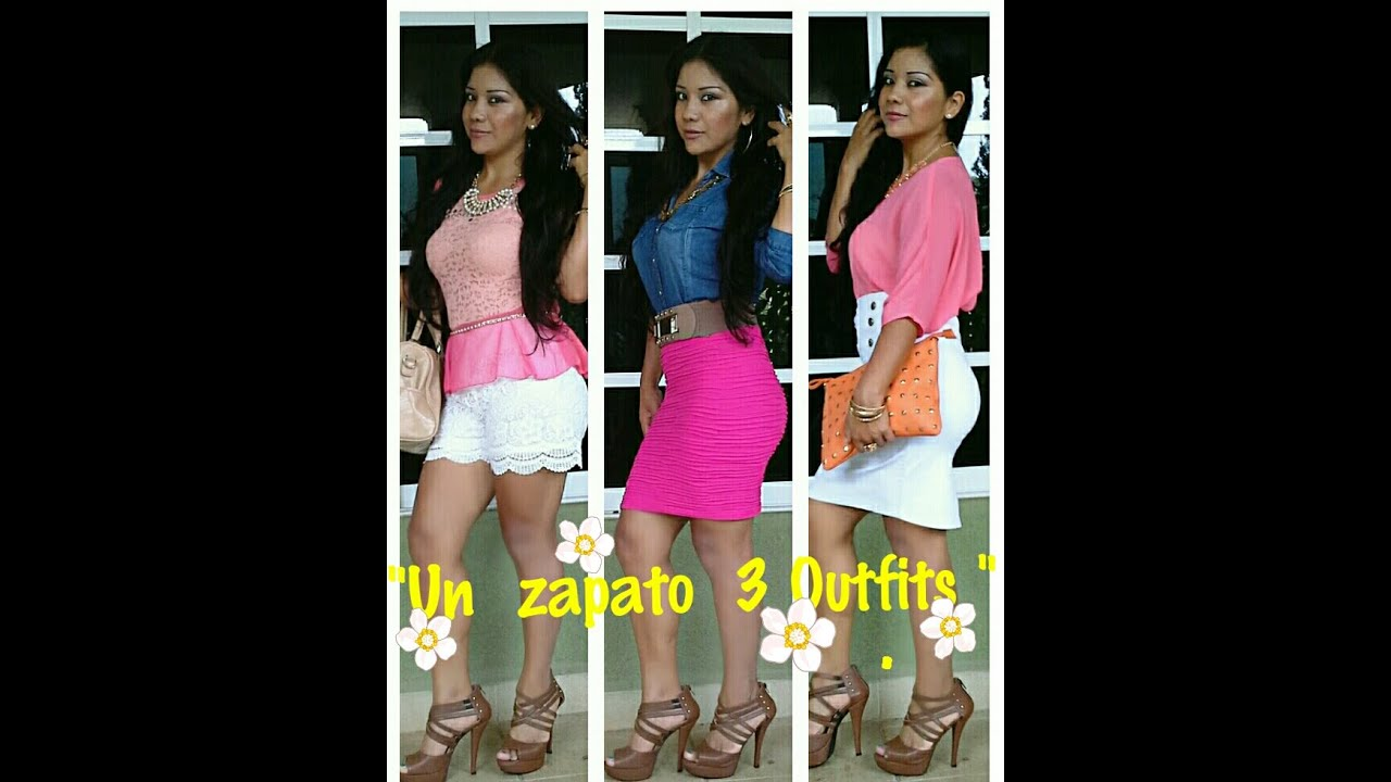 9d9eebb3b7 outfits combinando zapatos color Camel    - YouTube