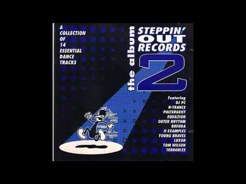 Steppin Out Records 2 - Full Album