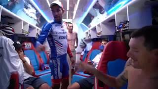 Tour de France 2019 - Réactions à l'arrivée de la huitième étape