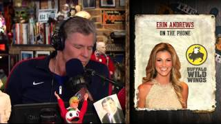 Erin Andrews Comments on the Richard Sherman Interview 1/20/14