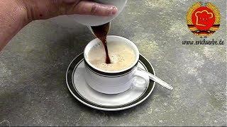 ostdeutscher Kaffee Verkehrt nach DDR Rezept