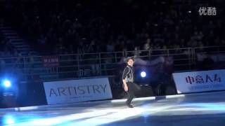"2014 0725 Stéphane Lambiel Artistriy on Ice ""Say I Wanna Know"""