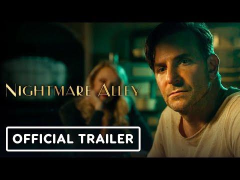 Nightmare Alley - Official Teaser Trailer (2021) Bradley Cooper, Cate Blanchett, Toni Collette