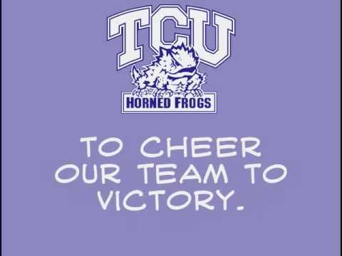 TCU (Texas Christian) Fight Song