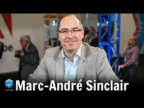 Marc-André Sinclair, Export Development Canada/EDC   Adobe Summit 2019