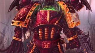 Dawn of War - Growing Hate To Galaxy (Chaos Stronghold Theme)