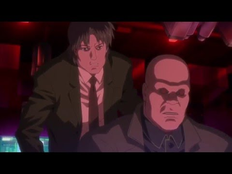 Ghost in the Shell Stand: Alone Complex - Solid State Society - Virus Outbreak Scene