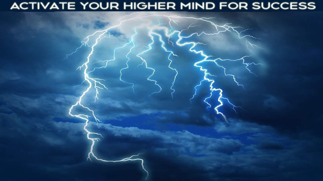 ???? Activate your higher mind for success | Help achieve everything you set your mind to easily