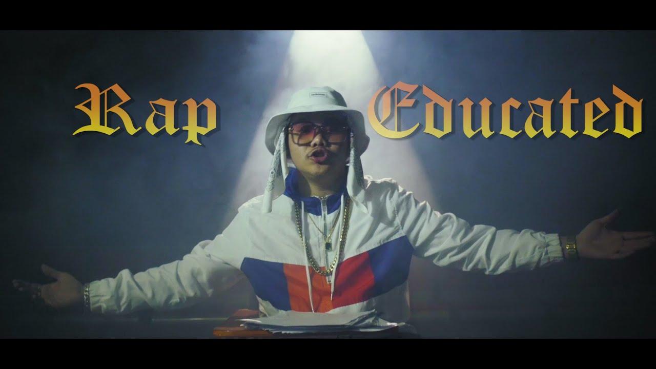 HENG - Rap Educated (Feat Mongkol) Official MV