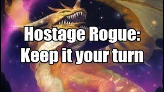 [Hearthstone] Hostage Rogue