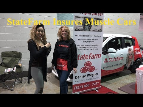 Can StateFarm Car Insurance Give Great Rates For Muscle Cars