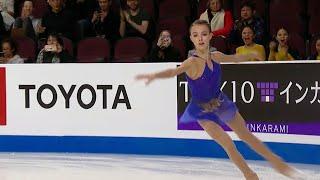 Борьба нервов и элементов ультра си сразу четыре россиянки выйдут на лед Турина в финале Гран при