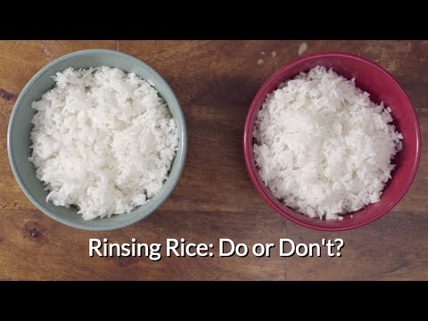 Should You Wash Rice Before Cooking?