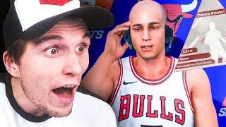 Ich bin ein 2,21m Basketball SUPERSTAR ✪ Basketball Simulator (NBA2k18)