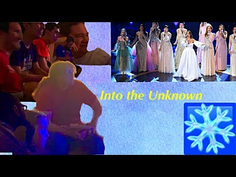 Reaction to Into The Unknown Oscars 2020 Live