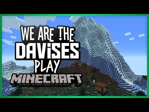 The Floating Polar Bear Mountain   Minecraft EP-23   Gaming With Shawn Davis