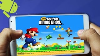 New Super Mario Bros. ANDROID | Tu Android Personal