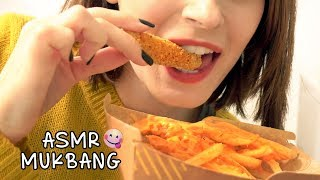 ASMR MUKBANG TUTTO FRITTO E UNTO! by Mc Donald & Co. || Fairy Asmr