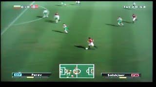 Pro Evolution Soccer Playstation 2 Gameplay