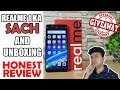 Exclusive: RealMe 1 Silver Limited Edition Unboxing, Honest Review, Giveaway