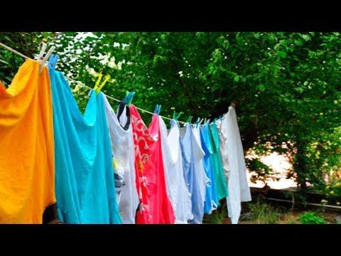 Как вернуть синий цвет одежде в домашних условиях