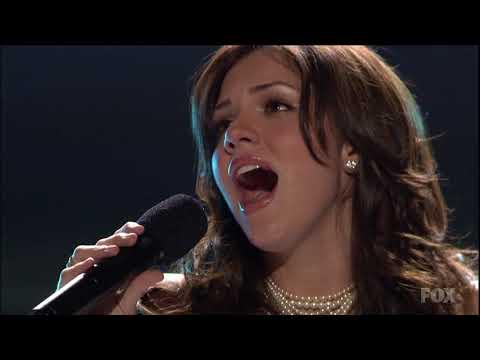 Katharine McPhee - Somewhere Over the Rainbow (Finale) HD - American Idol