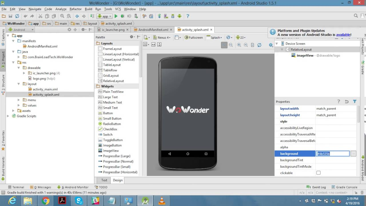 How to setup WoWonder Android application ?