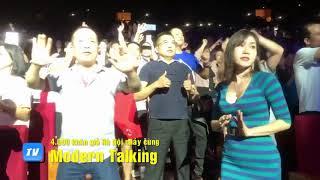 4.000 khán giả Hà Nội hảy cùng Thomas Anders - Modern Talking