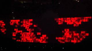 Roger Waters The Last Few Bricks Chicago 9/20/10