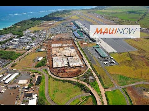 $350 M Kahului Airport CONRAC Gets Strong Bond Rating