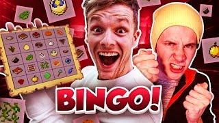 ENZO VS LINK! - Minecraft Bingo!