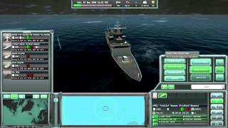 Naval War Arctic Circle Video Game, Developer Diary Weather And Radar HD - Video Clip - Game Trailer