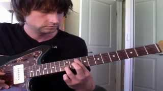 "Guitar Lesson: Iron Maiden ""Hallowed Be Thy Name"" - Easy Tutorial / How To Play / Chords and Riffs"