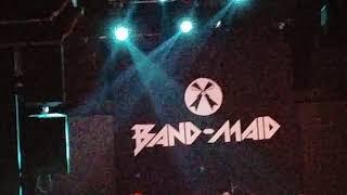 BANDMAID Mexico 4