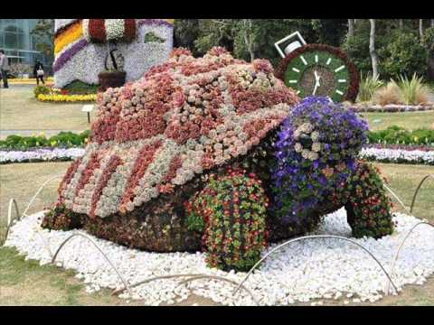 Stunning Topiary Garden Landscape Design Ideas Youtube
