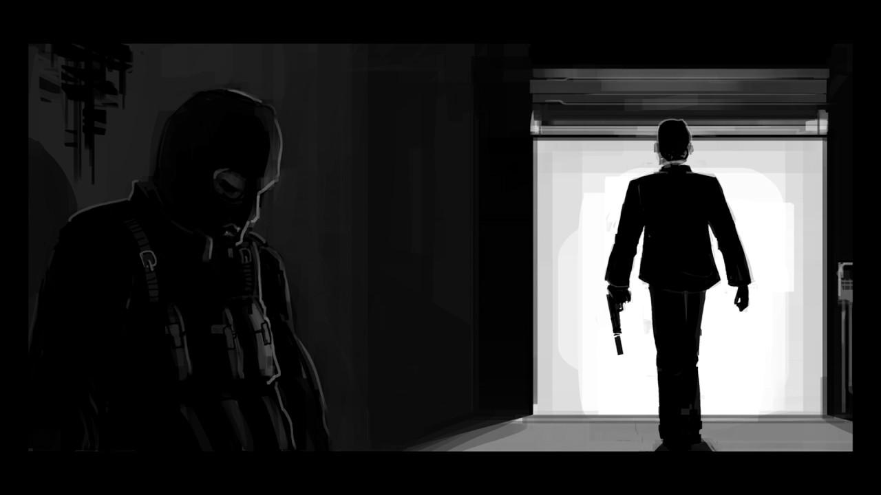 Stealth Music - Spy