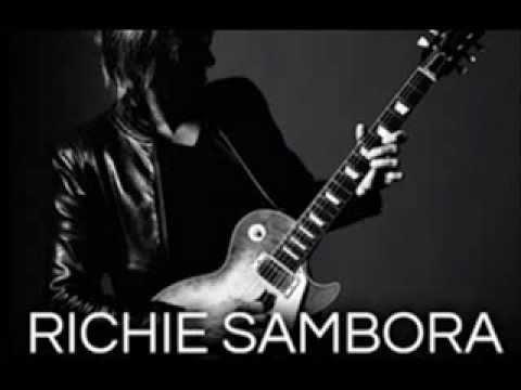 Richie Sambora - Come Back As Me (lyrics)