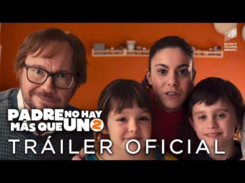 PADRE NO HAY MÁS QUE UNO 2. Teaser Tráiler Oficial HD. En cines 17 de julio.