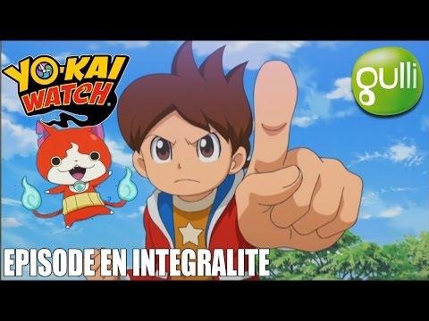 YO KAI WATCH Episode 5 en français et en intégralité : YoKai Hiblusion  Saison 1 sur Gulli à 17H