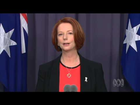 Gillard fires back over AWU claims