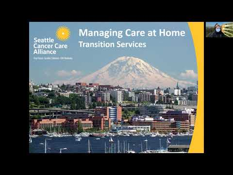 Managing care at home class for bone marrow transplant