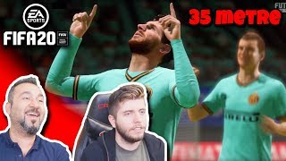 E-SPORCU EMRE İLE FUTDRAFT! 35 METRE MESSI AŞIRTMA GOL | FIFA 20 FUTDRAFT