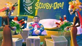 UMA MANSÃO LOTADA DE CAVEIRAS no Scooby Doo! and the Spooky Swamp #3