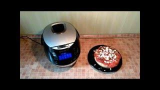 Домашние видео рецепты - греческий луковый пирог в мультиварке