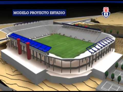 Estadio UNIVERSIDAD DE CHILE