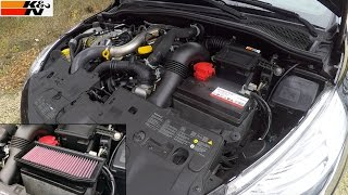 Clio 4 RS1 1.6 200 - K&N Filter